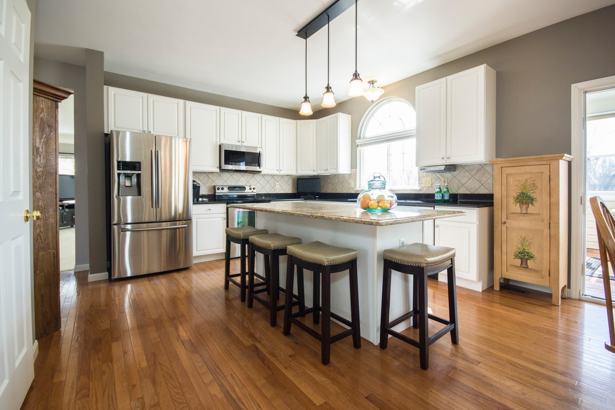 Remodeling Your Kitchen in Six Easy Steps