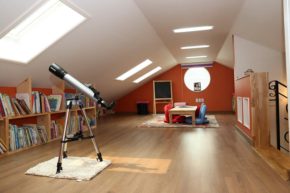 Creating Living Space in Your Attic