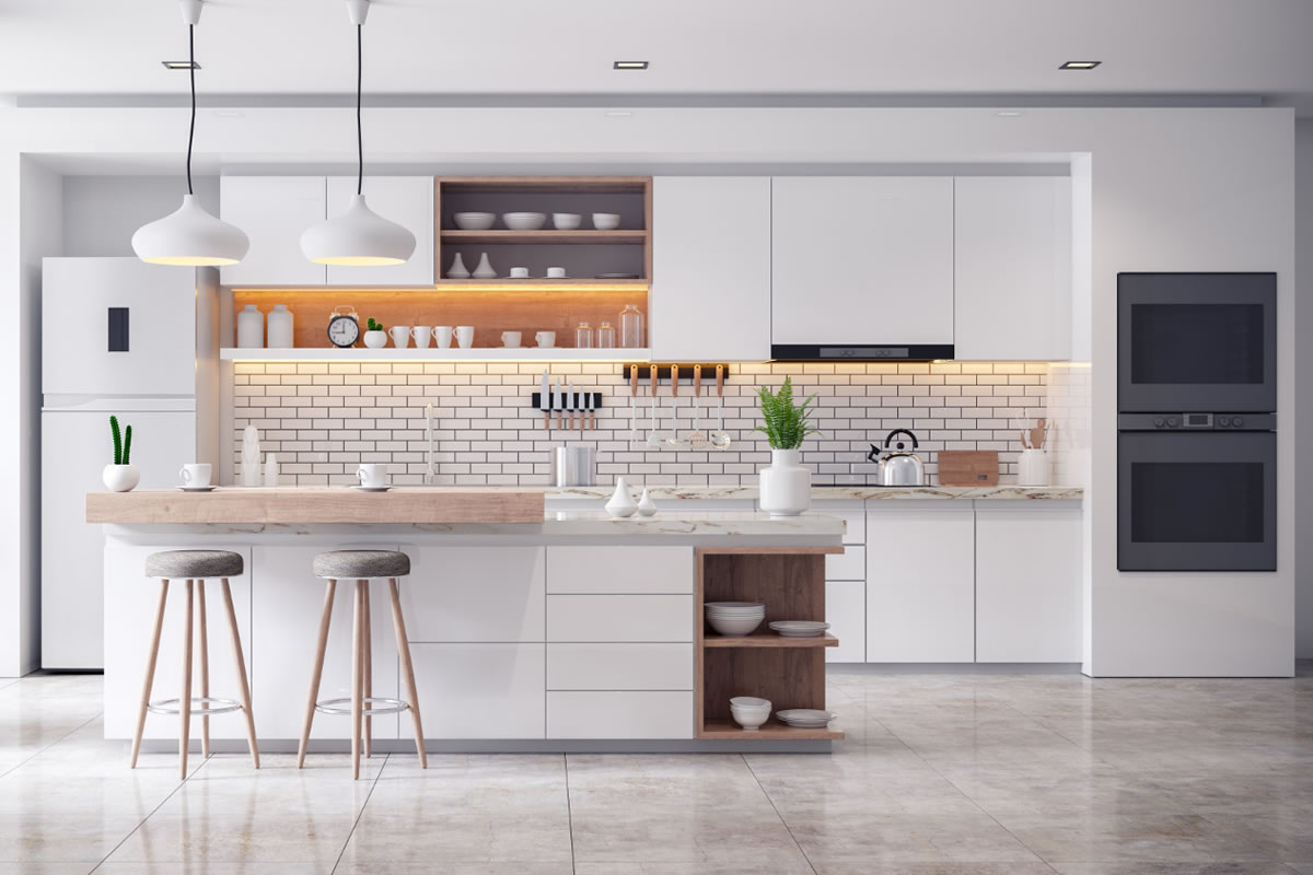 Five Kitchen Remodeling Trends that Won't Go Away Anytime Soon